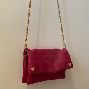 Urban Outfitters Faux Leather Crossbody Purse!